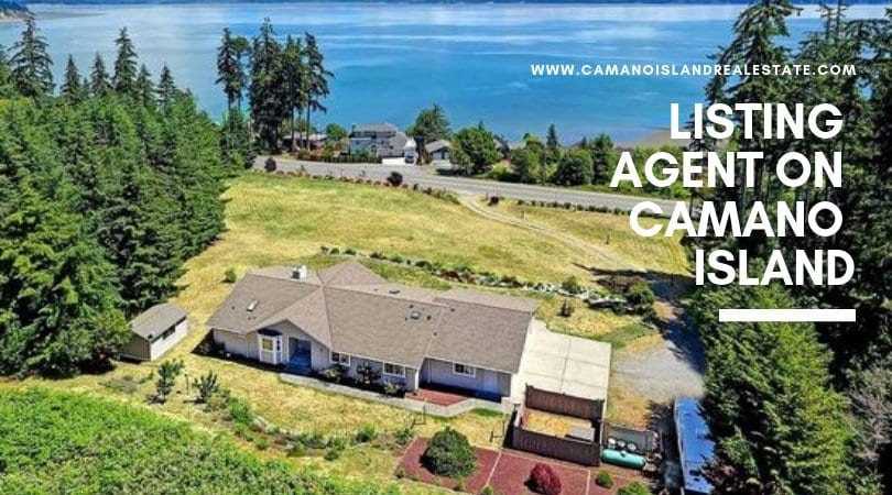 Listing Agent on Camano Island Washington