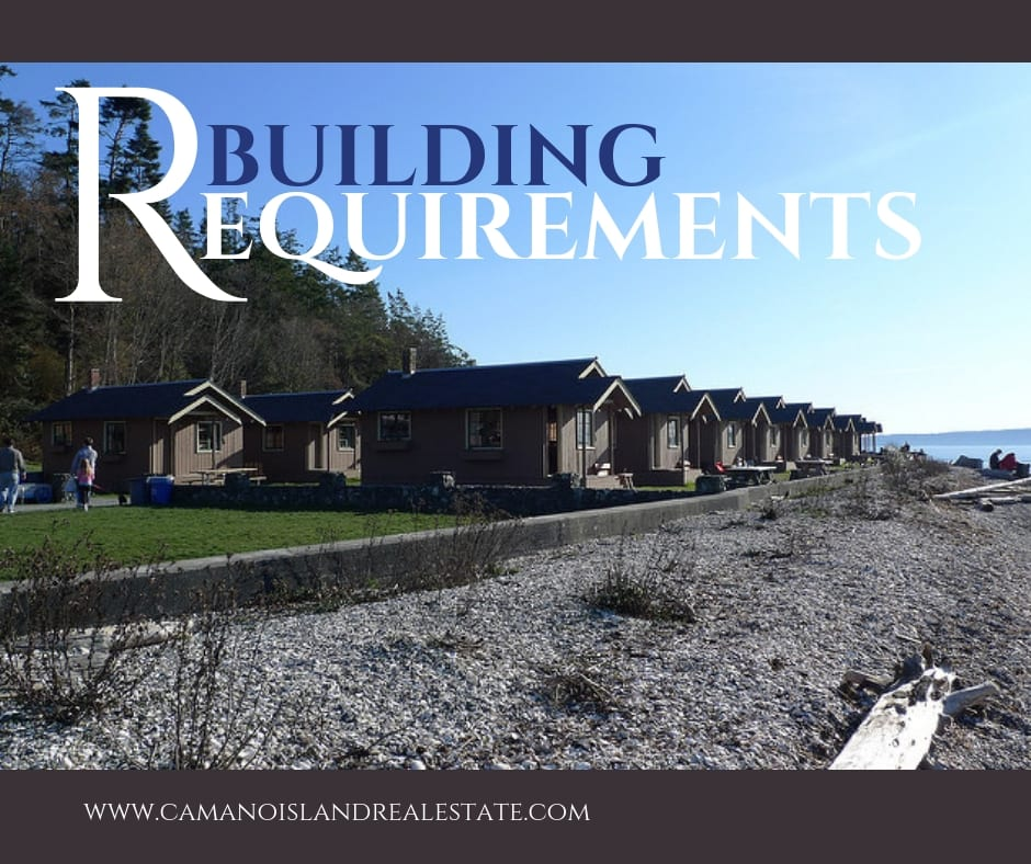 Regulations for Building a Home on Camano Island