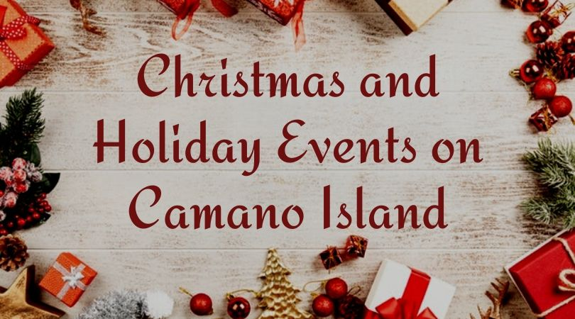 Christmas and Holiday Events on Camano Island