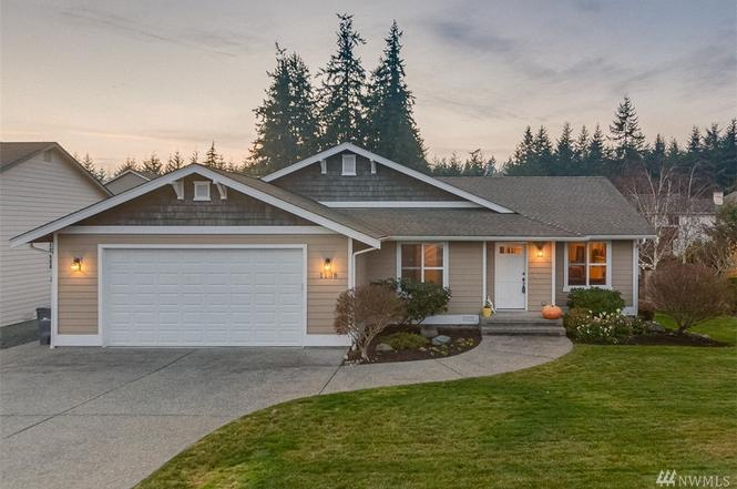 Camano Island Home Values Increase Due to Lack of Inventory