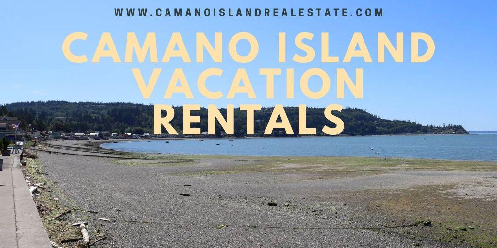 Camano Island Vacation Rentals