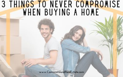 3 Things to Never Compromise When Buying a Home