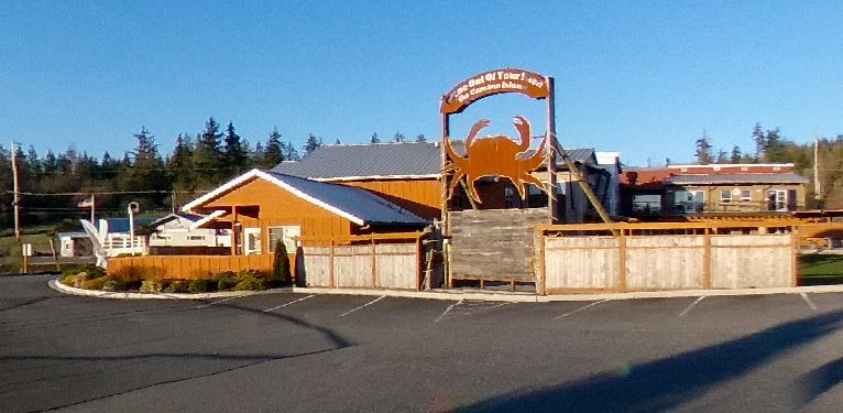 Does Camano Island Have a Downtown?