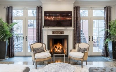 What to Know About Buying a House with a Fireplace