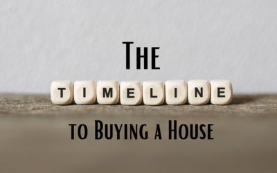 The Timeline to Buying a House