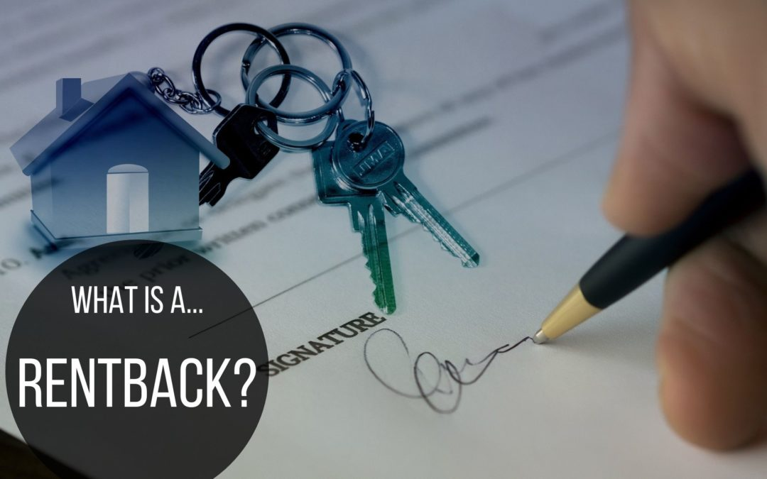 What is a Rentback?