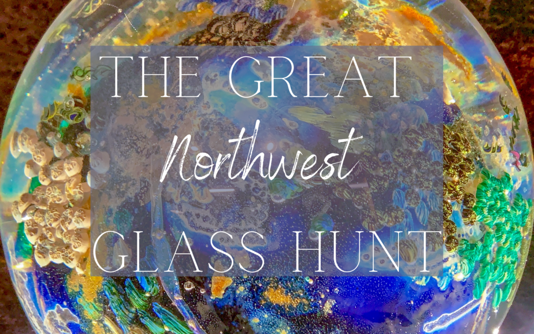 northwest glass hunt